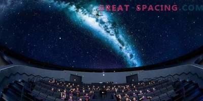 Het oudste planetarium ter wereld leek meer dan 3000 jaar geleden