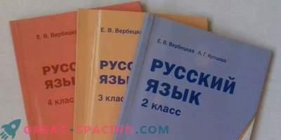 Vene keele õpikud autorite neljandale klassile: Buneev, Zheltovskaya