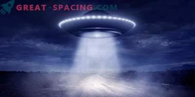 Versteckt sich ein UFO an Bord eines Flugzeugträgers der US Navy?
