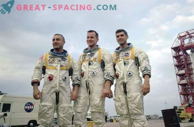 49 jaar geleden stierf Apollo's team - 1