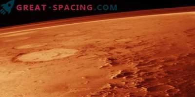 Европейска сонда диша Mars атмосфера