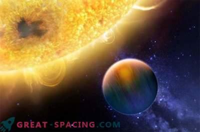 Waarom houden super-aardes en hete Jupiters niet van elkaar?