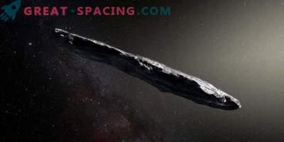 Oumuamua bi lahko bila grozljivo truplo kometnega prahu