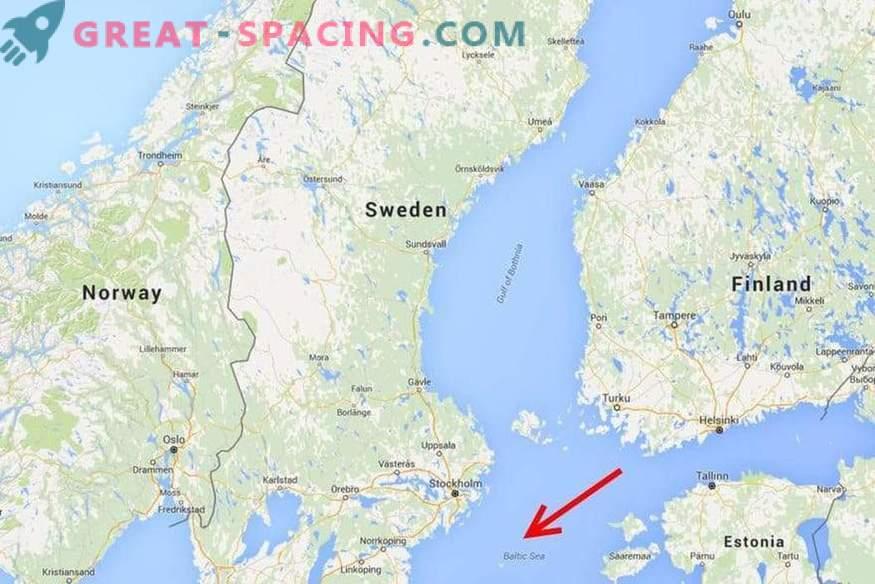Läänemere anomaalia: välismaalase laeva jäljed või teadusele teadmata vorm?