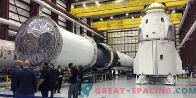 NASA ja SpaceX valmistuvad märtsikuu testide käivitamiseks