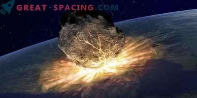 Mis juhtub, kui meteoriit tabab Maa