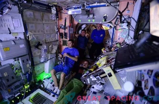 Hoe Nasa Astronauten De Weg Banen Naar Mars