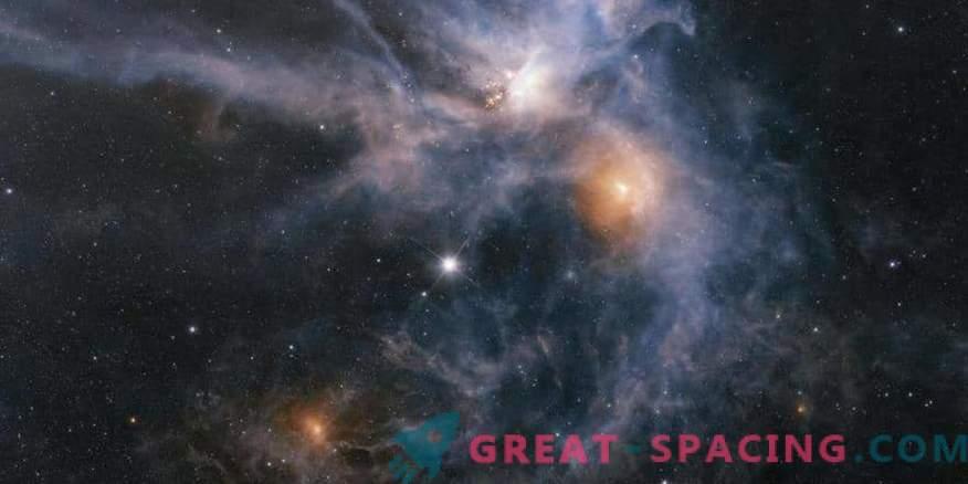 Nieuwe ontdekkingen van rode superreuzen