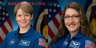 Why did NASA cancel the space walk of two female astronauts