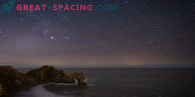 Comet 46P / Virtanen öösel taevas