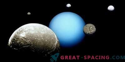 Uranusmonde können kollidieren