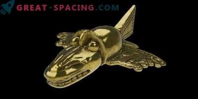 Warum das Inka-Artefakt einem Flugzeug ähnelt