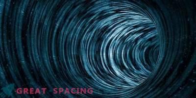 Kann man durch ein Wurmloch in Raum und Zeit reisen?
