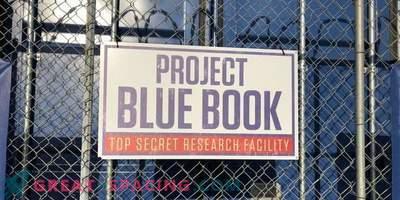 8 feiten over het geheime Amerikaanse project om het UFO