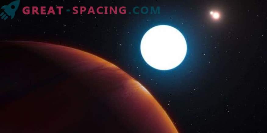 Een enorm systeem gevonden met meerdere sterren