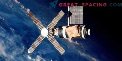 Wat is er gebeurd met het eerste Amerikaanse Skylab-orbitaalstation