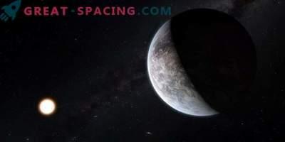 Près de l'étoile à proximité trouvé 3 super-terres