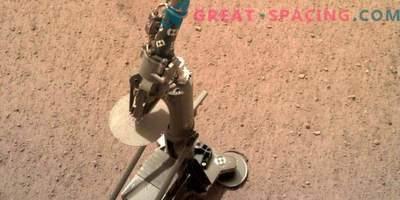 Op Mars is een mol verschenen: de InSight-missie bereidt zich voor op het boren van