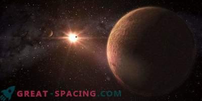 Uus süsteem kolme maapealse planeediga