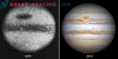 The Great Red Spot continues to shrink. What happens on Jupiter