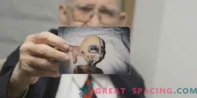 Boyd Bushman assicura che si tratta di foto di una creatura extraterrestre