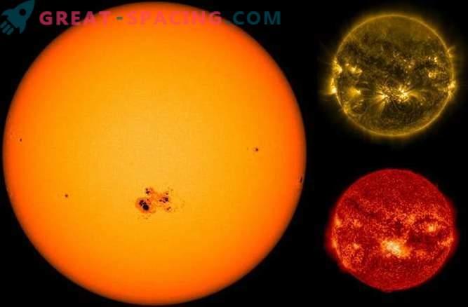 Bedreiging van de uitbraak: een monsterlijke zonnevlek wordt de aarde