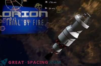 Het nieuwste NASA-ruimtevaartuig wordt in de ruimte gebracht voor de test