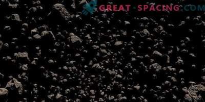 Новата теория за произхода на астероидния пояс
