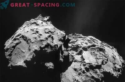 Comet Rosetta is ongebruikelijker dan we dachten
