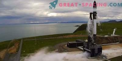 El cohete Rocket Lab entra en órbita