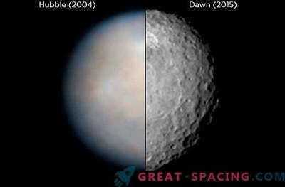 Onze dwergplaneten in focus