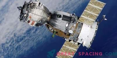 Kapsula Unije z astronavti, lansiranimi na ISS