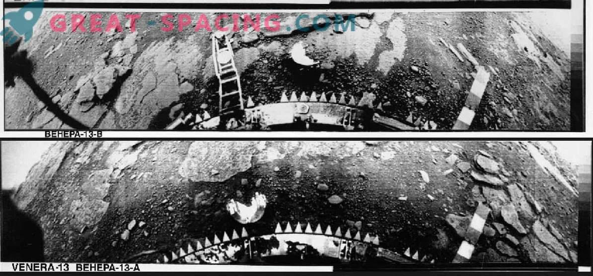 Sovjet-wapenfeit: de eerste landing van een ruimtevaartuig op Venus
