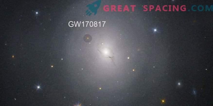 Gravitatiegolven meten het universum