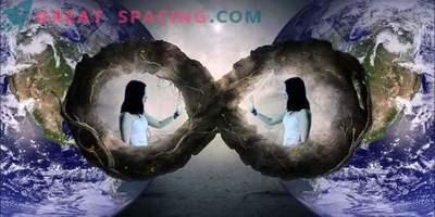 Is het mogelijk om een tweeling te ontmoeten uit een parallel universum