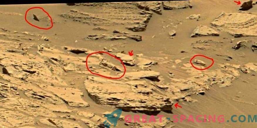 Die neue Insel schlägt Methoden zur Suche nach dem Leben des Mars vor