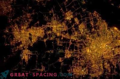 Linnaplaneerimine: linnad kosmosest