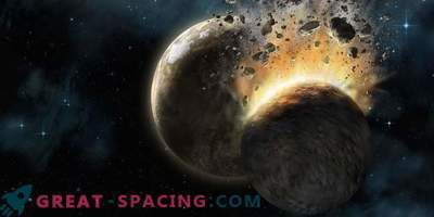 Wetenschappers weten hoe de maan gevormd is. Nieuw onderzoek