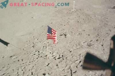 46 jaar geleden kwamen er mensen op de maan.