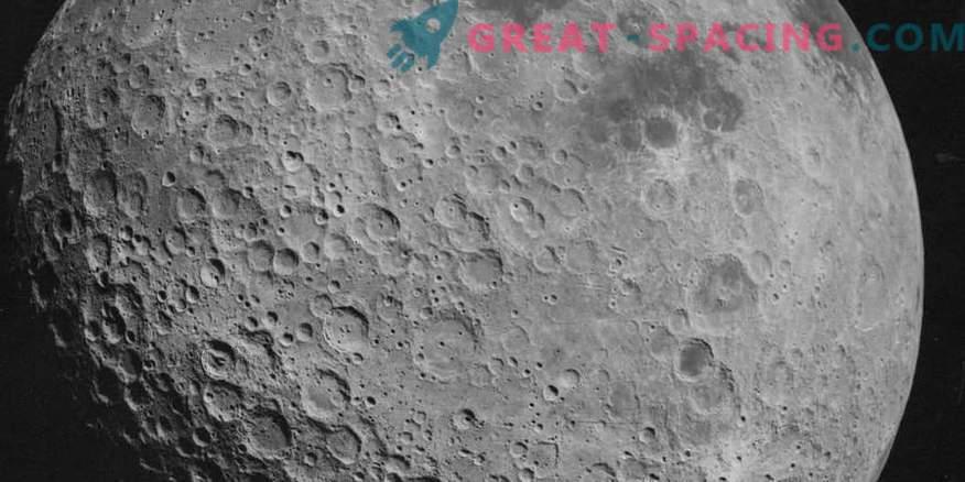 Rayas brillantes en la luna. ¿Cómo funciona la meteorización cósmica?