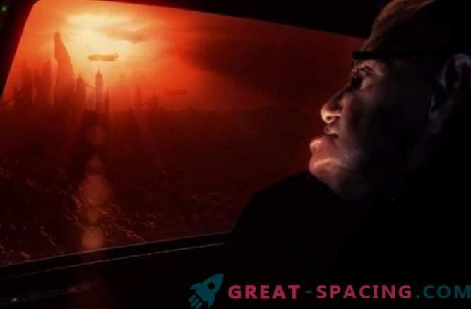 Hat Stephen Hawking Angst vor Außerirdischen?