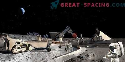 Lockheed Martin costruisce un prototipo di base lunare
