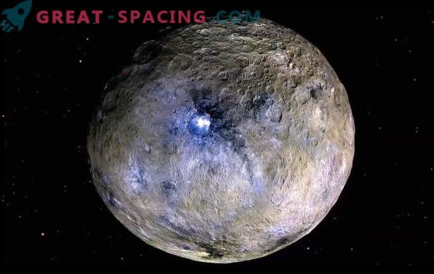 Meteoriten verstecken Zutaten fürs Leben.
