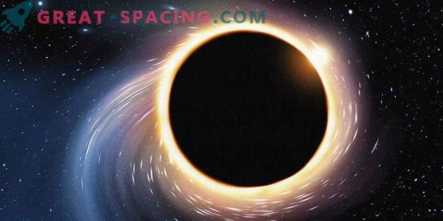 Може ли черна дупка да разруши слънчевата система