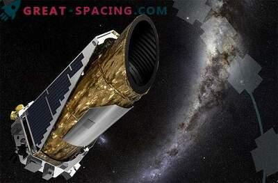 Nach dem Neustart entdeckte Kepler den ersten Exoplaneten.