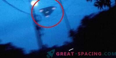 Geheime amerikanische Technologie oder mysteriöses dreieckiges UFO?