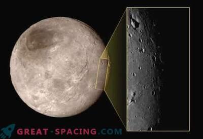 NASA heeft nieuwe foto's van Charon