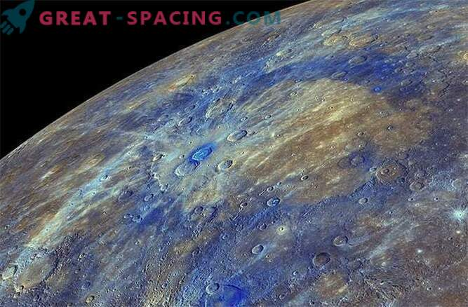 Mercury's carbon-rich crust turned out to be very ancient